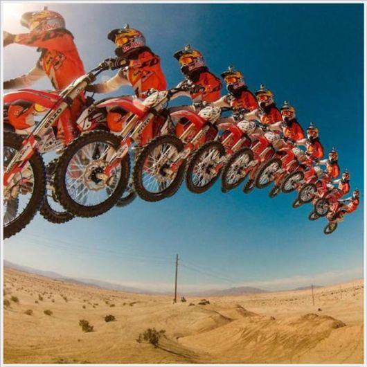 Extreme Sports Photo Shots