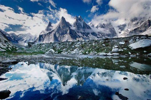 Adventurous Mountain Climbers