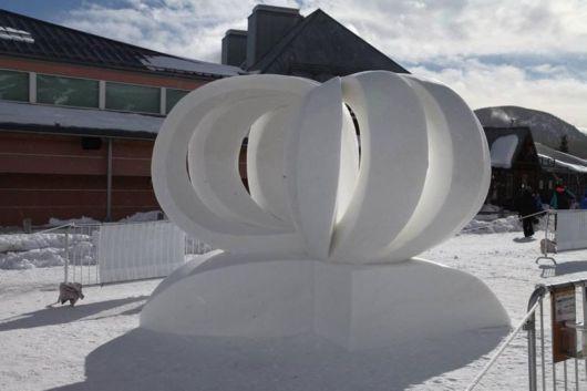 2016 International Snow Sculpting Championships
