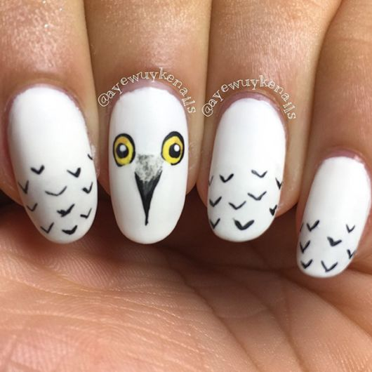 Amazing Harry Potter Nail Art Ideas That Are Pure Magic