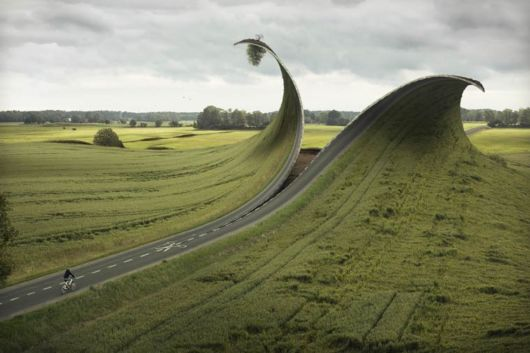 Strange Perspective Surreal Photographs