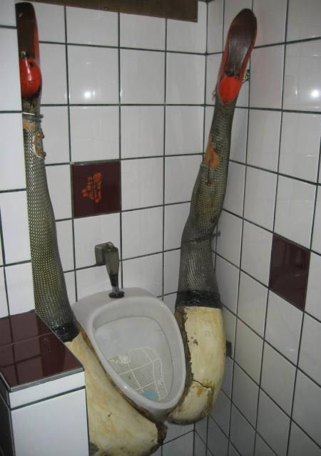 Craziest Urinals Around The World