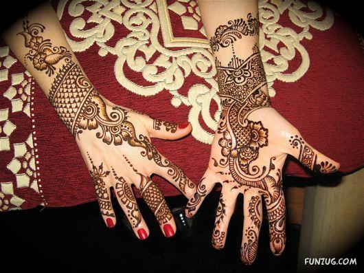 Arabic Mehndi Designs for Galz