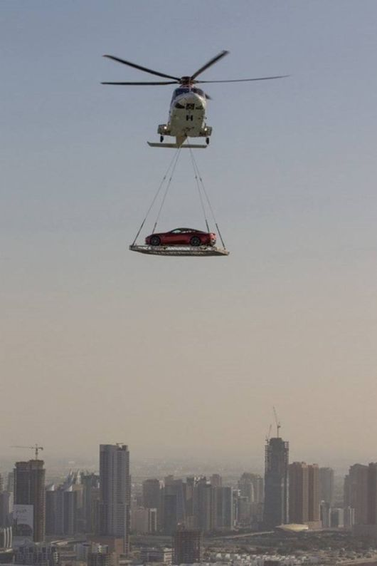 It Happens Only In Dubai