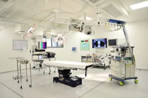 30 Most Technologically Advanced Hospitals In The World