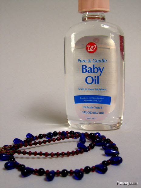 Various Benefits Of Baby Oil