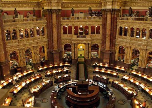 Ten Of The Best Libraries Of The World