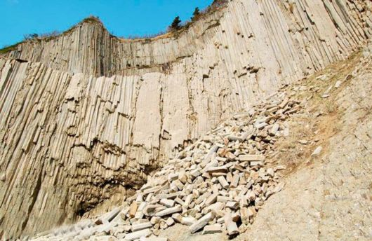 10 Most Amazing Basalt Formations In The World