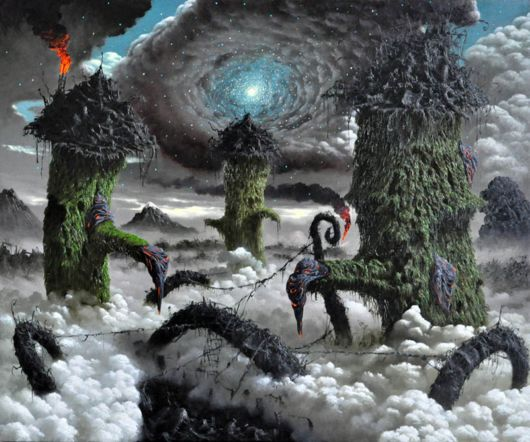 Mind Blowing Oil Paintings