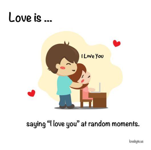 True Love Is In The Little Things