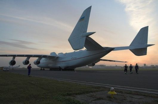 Antonov - Worlds Biggest Airplane