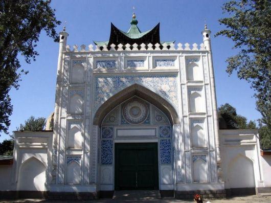 The Beautiful Mosques In Kazakhstan