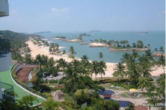 The Awesome Sentosa Island, Singapore