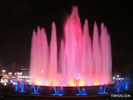 Worlds Most Amazing Fountains