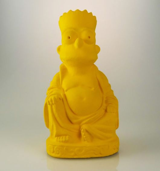 Superhero-Buddhas Let You Worship Superheroes and Supervillains