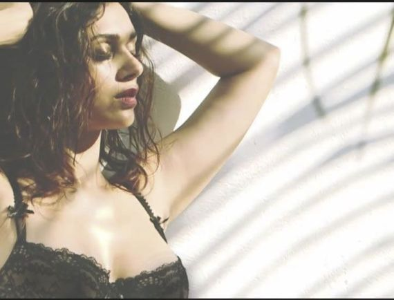 Aditi Rao Hydari Makes Cameras Shy As She Poses For GQ