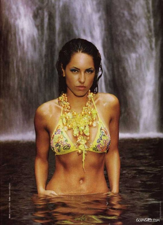 Barbara Mori Heats Up Max