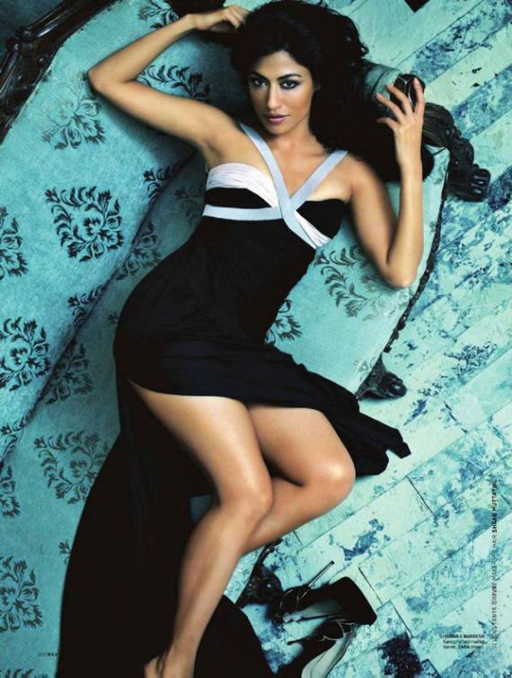 Spicy Chitrangda Singh For Maxim Mag