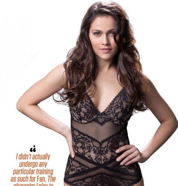 Waluscha De Sousa For FHM India Magazine