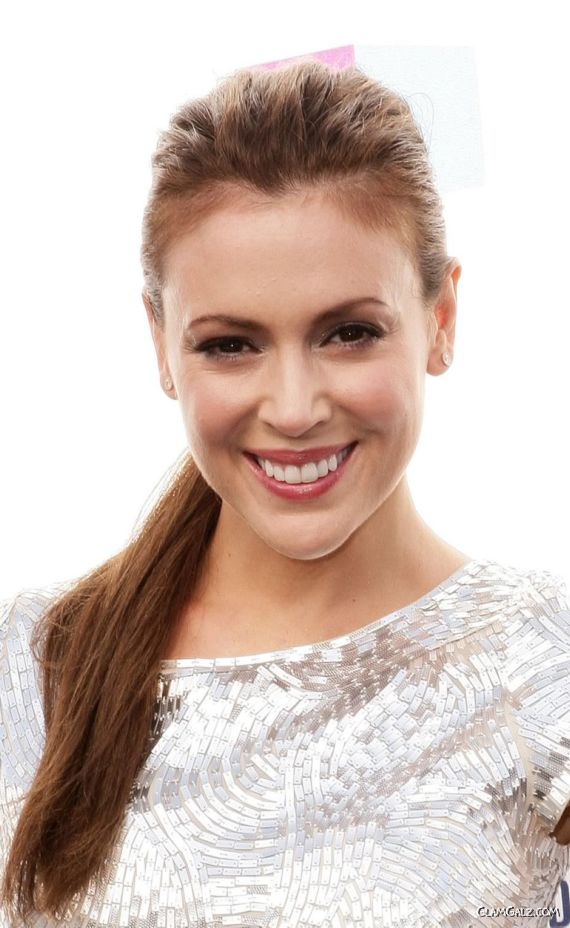 Alyssa Milano At Do Something Awards