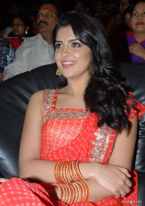 Gorgeous Deeksha Seth At Rebel Audio Release