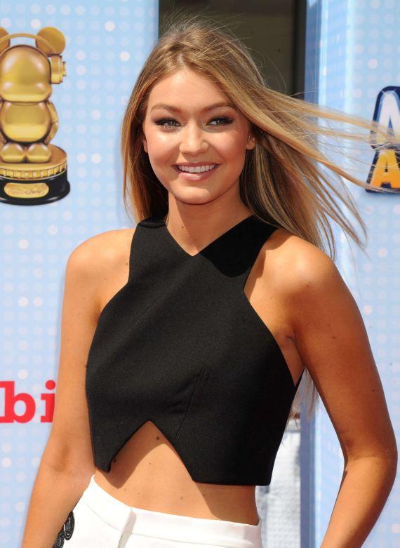 Gigi Hadid At Radio Disney Music Awards