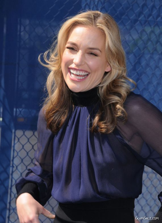 Piper Perabo At USA Network Upfront Event