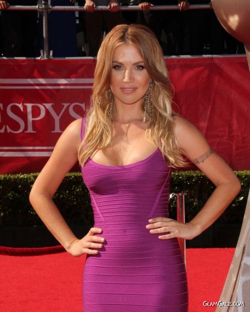 Willa Ford At ESPY Awards Arrivals