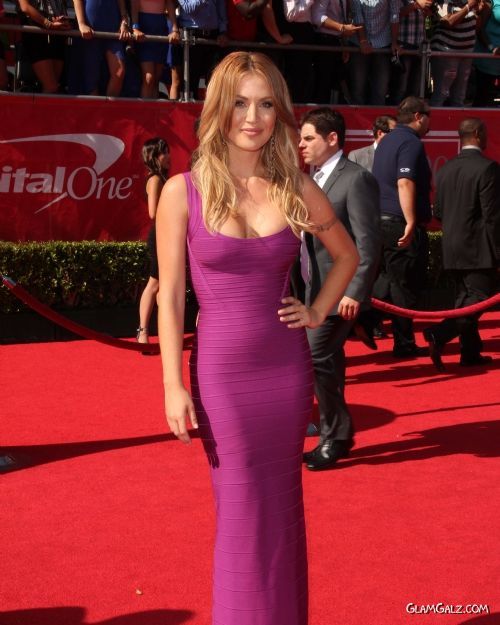 Willa Ford At ESPY Awards Arrivals
