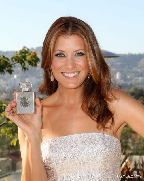 Kate Walsh Promoting A Perfume