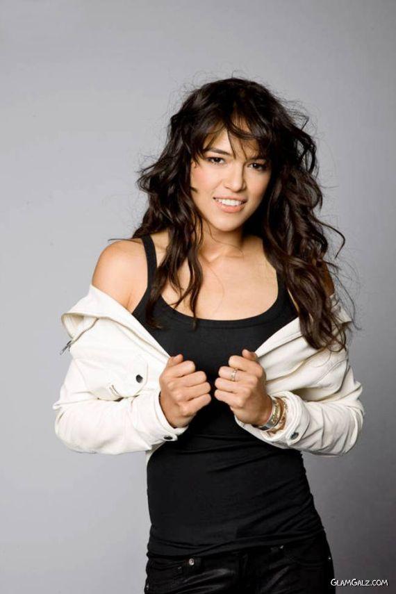 Michelle Rodriguez For Maxim US