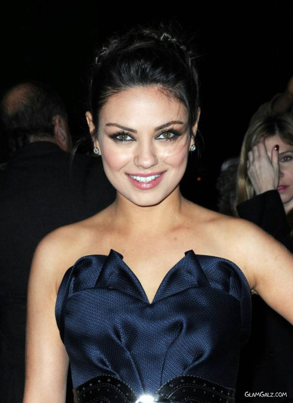 Face Of The Month: Mila Kunis