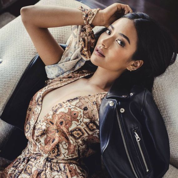 Shay Mitchell For Toronto Life Magazine