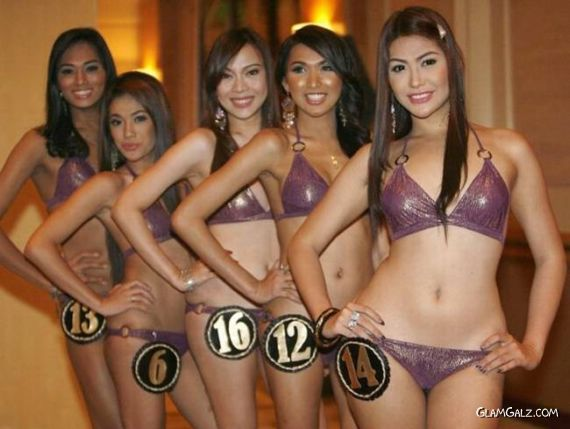 Miss Transvestite Competition in Philippines
