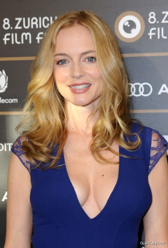 Heather Graham At Any Price Premiere