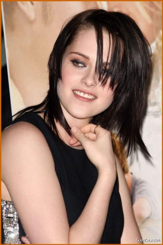 Kristen Stewart At Yellow Handkerchief Premiere