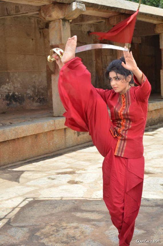 Shriya Saran Stills From Her Latest Movie