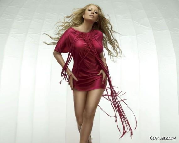 Click to Enlarge - Mariah Carey Hot Photoshoot