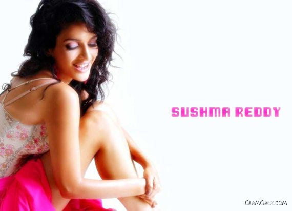 Click to Enlarge - Beautiful Sushma Reddy Wallpapers