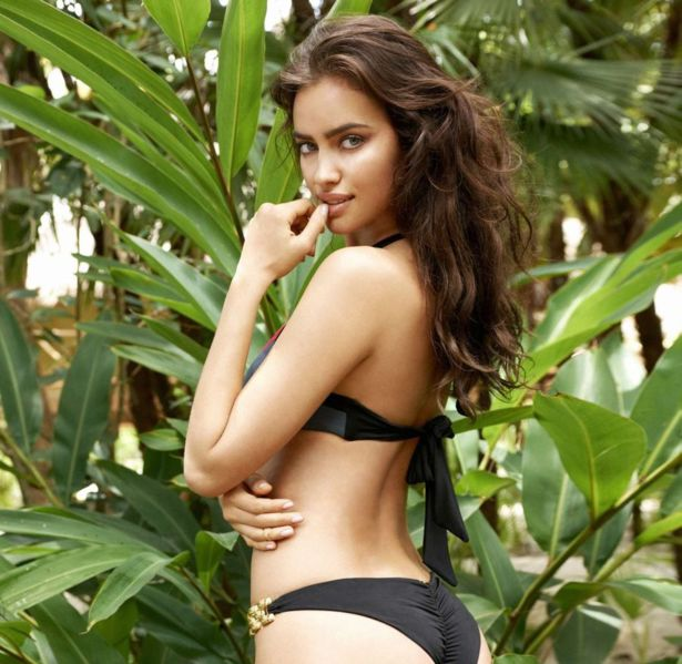 Irina Shayk Shoots For