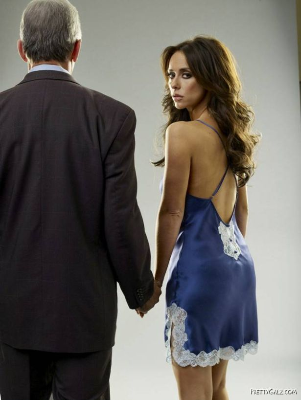 Jennifer Love Hewitt For 'The Client' Promos