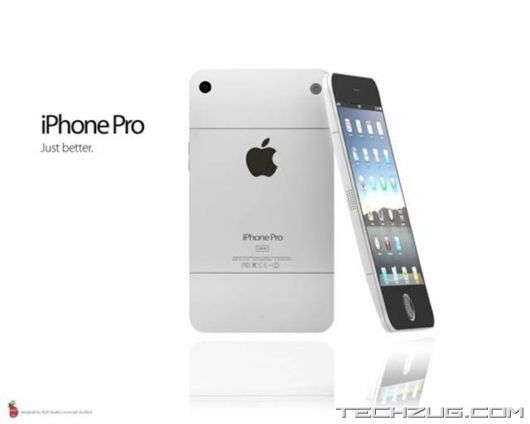 Amazing iPhone 4G Designs : iPhone Pro