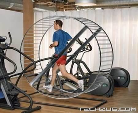 Coolest And Unusual Treadmills