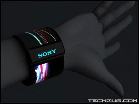 We Can Wear Sony Computers On Our Wrist in Future